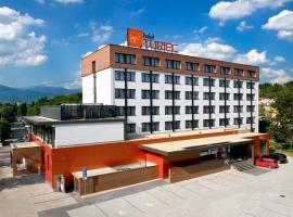 Hotel Turiec, Martina