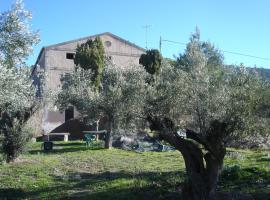 Casa Rural Masía Barbera, Ibi