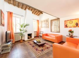 Great Luxury Penthouse Trastevere, Rome