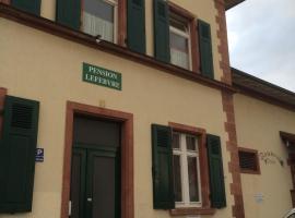 Pension Lefebvre, Weil am Rhein