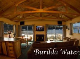 Burilda Waters, Port Arthur