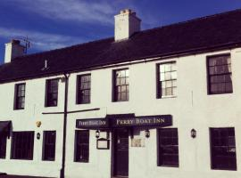The Ferry Boat Inn, Ullapool
