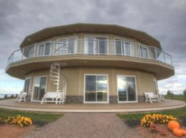Around the Sea Rotating House, Suites & Tours, North Rustico