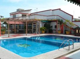 Hotel y Bungalows Monteverde, Chachalacas