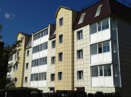 VictoriaHotel on Musy Dzhalilya, Tomsk