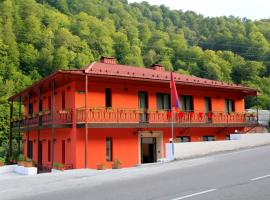 Red Hotel, Dilijan