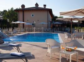 皮科洛伯格酒店, 羅馬
