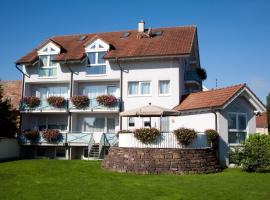 Gästehaus zur offenen Tür, Rheinhausen