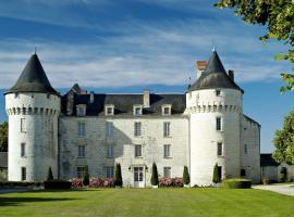 Château De Marçay, Marçay