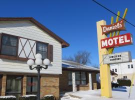 Daniels Motel, La Salle