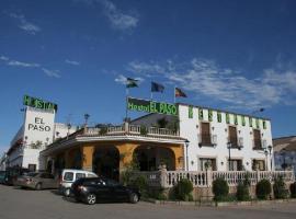 Hostal Restaurante El Paso, Bailén