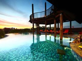 Sun Island Hotel & Spa Legian, Legiana