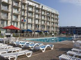 Acropolis Oceanfront Resort, North Wildwood