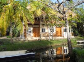 Los 15 mejores hoteles de en bacalar m xico precios for Hotel luxury villas bacalar