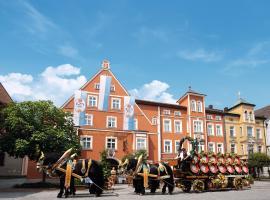 Hotel zum Erdinger Weissbräu, Erding