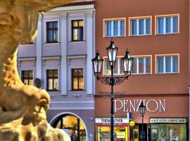 Penzion Menšík, Kroměříž