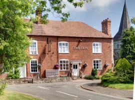 The Lion Inn, Clifton upon Teme