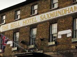 The Bell at Sax, Saxmundham
