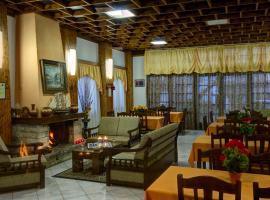 Izela Hotel, Kala Nera