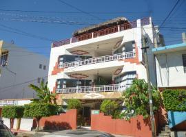 Hotel Canek, Palenque