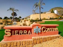 Sierra Cortina Lettings Apartments, Benidorm