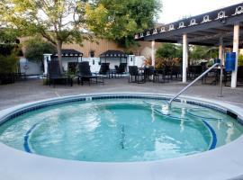 Mount View Hotel & Spa, Calistoga