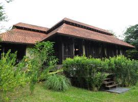 Kuang Kampung Retreat @ Sungai Buloh, Kuala Lumpur