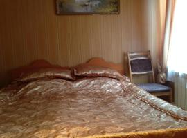 Pikhtovy Mys Guest House, Dombay