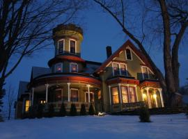 Maplecroft Bed & Breakfast, Barre