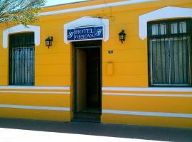 Hotel Génova, Los Andes