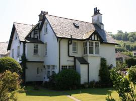 Longmead House, Lynton