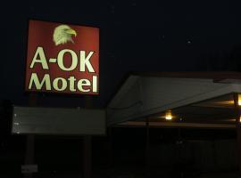 A OK Motel, Fordyce