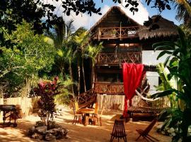 Casa Selva de Luz, Tulumas