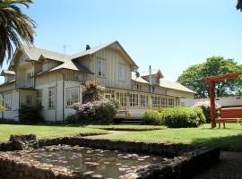 Playa Maqui Lodge, Frutillar