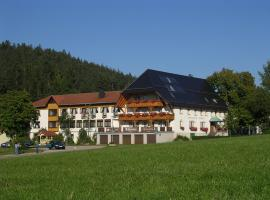 Landgasthof Zum Schwanen, Hornberg