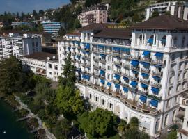 Hôtel du Grand Lac Excelsior, Montreux