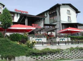 Rosengarten Hotel & Restaurant, Sopron