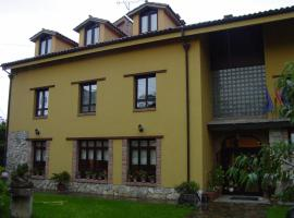 Hotel Gavitu, Celorio