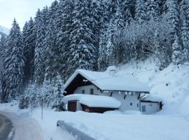Chalet Snowy Hills, Bichlbach