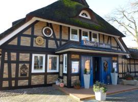 Romantik Hotel Köllners Landhaus, Celle