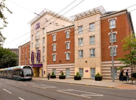 Premier Inn Nottingham Central - Goldsmith St