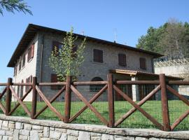 Villa La Verna, Chiusi della Verna