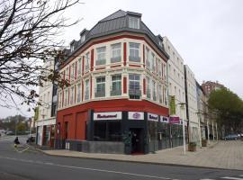 B&B Hôtel Dunkerque Centre Gare