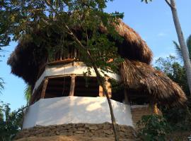 Mamatukua Eco-Hostel, Palomino