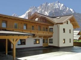 Appartement Barbara, Sankt Johann in Tirol