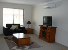 Breakaway Apartments, Cowra