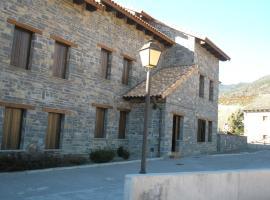 Apartamentos Portal de Ordesa, Fiscal