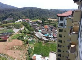 Cameron Pasar Malam Apartment @ Crown Imperial Court, Brinchang