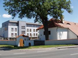 Hotel Meritum, Praga
