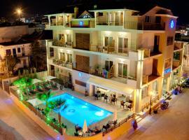 Hotel Olympos, Leptokarya